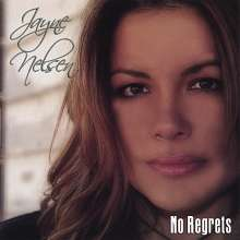 Jayne Nelsen: No Regrets, CD