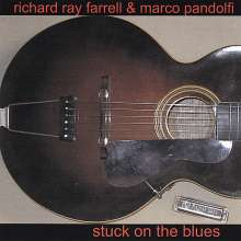 Farrell/Pandolfi: Stuck On The Blues, CD