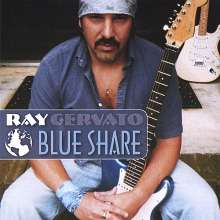 Ray Gervato: Blue Share, CD