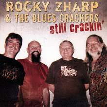 Rocky Zharp: Still Crackin', CD