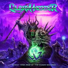 Gloryhammer: Space 1992: Rise Of The Chaos Wizards, CD