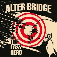 Alter Bridge: The Last Hero (Limited Edition), CD