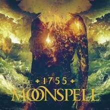 Moonspell: 1755, CD