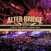 Alter Bridge: Live At The Royal Albert Hall Feat. The Parallax Orchestra (180g) (Limited-Edition), 3 LPs