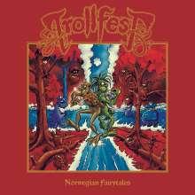 Trollfest: Norwegian Fairytales, CD