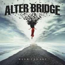 Alter Bridge: Walk The Sky (Limited Edition) (Red Vinyl), 2 LPs
