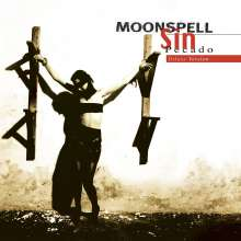 Moonspell: Sin/Pecado/2econd Skin (Re-Issue) (Limited Deluxe Edition), 1 LP und 1 Single 7""
