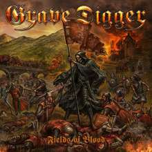 Grave Digger: Fields Of Blood, CD