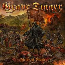 Grave Digger: Fields Of Blood (Limited Edition), LP
