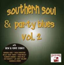 Southern Soul & Party Blues: Vol. 2-Southern Soul & Party B, CD