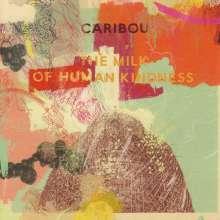 Caribou: The Milk Of Human Kindness (LP + CD), 1 LP und 1 CD