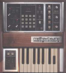 Matthew Bourne: Moogmemory, CD