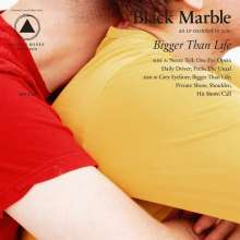 Black Marble: Bigger Than Life (Limited Edition) (Red Vinyl), LP