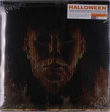 Filmmusik: Halloween (Original Soundtrack) (Expanded Deluxe Edition) (Orange & Black Vinyl), 2 LPs