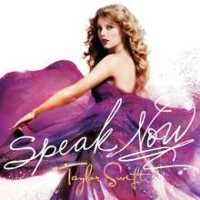 Taylor Swift: Speak Now, 2 LPs