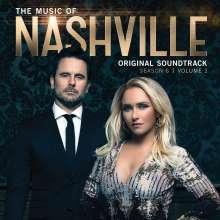 Filmmusik: The Music Of Nashville Season 6 Vol.1, CD