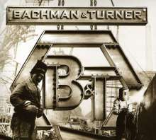 Bachman & Turner (ex-Bachman-Turner Overdrive): Bachman & Turner, CD