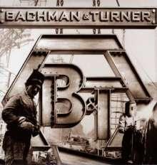 Bachman & Turner (ex-Bachman-Turner Overdrive): Bachman & Turner (180g), 2 LPs