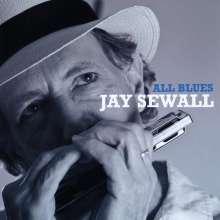 Jay Sewall: All Blues, CD