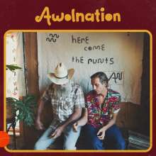 Awolnation: Here Come The Runts, CD