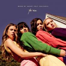 The Aces: When My Heart Felt Volcanic, 2 LPs