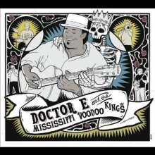 Doctor E & The Mississippi Voodoo Kings: Doctor Is In, CD
