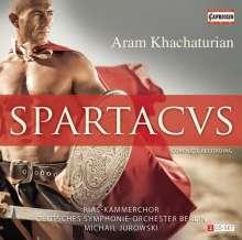 Aram Khachaturian (1903-1978): Spartacus, 2 CDs