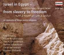 Israel in Egypt - From Slavery to Freedom (Ein Oratorium der drei Weltreligionen), 2 CDs