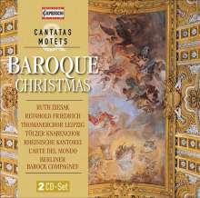 Baroque Christmas - Kantaten & Motetten zu Advent & Weihnachten, 2 CDs