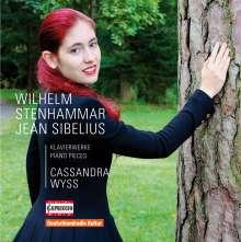 Wilhelm Stenhammar (1871-1927): Klaviersonate Nr.4 g-moll, CD