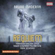 Bruno Maderna (1920-1973): Requiem, CD