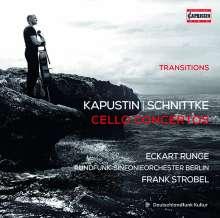 Nikolai Kapustin (1937-2020): Cellokonzert Nr.1, CD