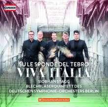 Blechbläserquintett des Deutschen Symphonie-Orchesters Berlin - Viva Italia, CD