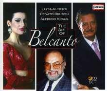 The Art of Belcanto, 3 CDs
