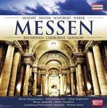 Messen, 10 CDs