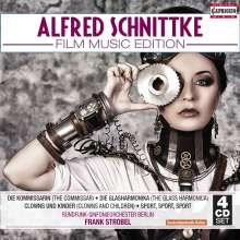 Alfred Schnittke (1934-1998): Filmmusik: Filmmusiken-Edition, 4 CDs
