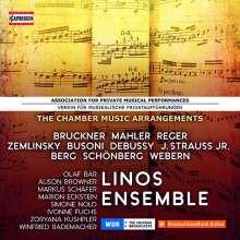 Linos Ensemble - The Chamber Music Arrangements, 8 CDs