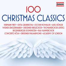 100 Christmas Classics, 5 CDs