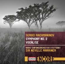 Sergej Rachmaninoff (1873-1943): Symphonie Nr.2, CD