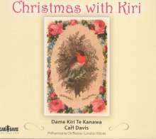 Christmas with Kiri, CD