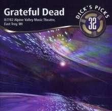 Grateful Dead: Dick's Picks Vol. 32:  Alpine Valley Music Threatre 1982, 2 CDs