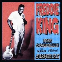 Freddie King: The Complete King & Federal Singles, 2 CDs