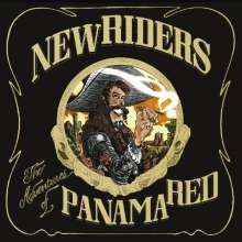 New Riders Of The Purple Sage: The Adventures Of Panama Red (Limited-Edition) (Purple Vinyl), LP