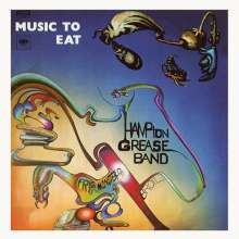 Hampton Grease Band: Music To Eat (Reissue) (Limited-Edition) (Peach Vinyl), 2 LPs