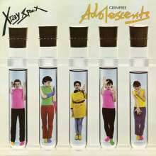 X-Ray Spex: Germfree Adolescents (Limited-Edition) (Clear Vinyl), LP
