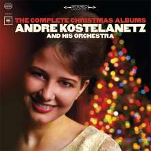 Andre Kostelanetz: The Complete Christmas Album, 2 CDs