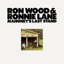 Ron Wood & Ronnie Lane: Filmmusik: Mahoney's Last Stand (Limited-Edition) (Green Vinyl), LP