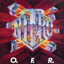 """Nitro: O.F.R. (Reissue) (Limited-Edition) (Red & Yellow """"Eplosion"""" Vinyl), LP"""