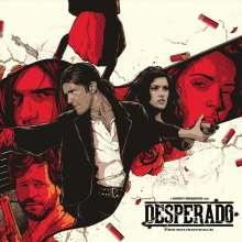 Desperado - The Soundtrack (Limited Edition) (Blood & Gunpowder Vinyl), 2 LPs