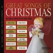Great Songs Of Christmas, CD